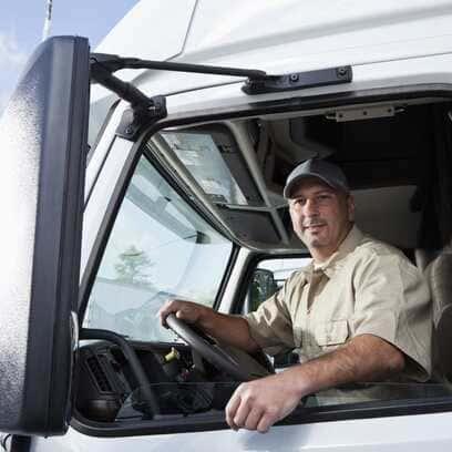 شغل کامیونداری