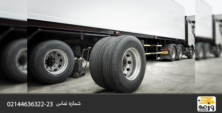 تجهیزات ایمنی کامیون