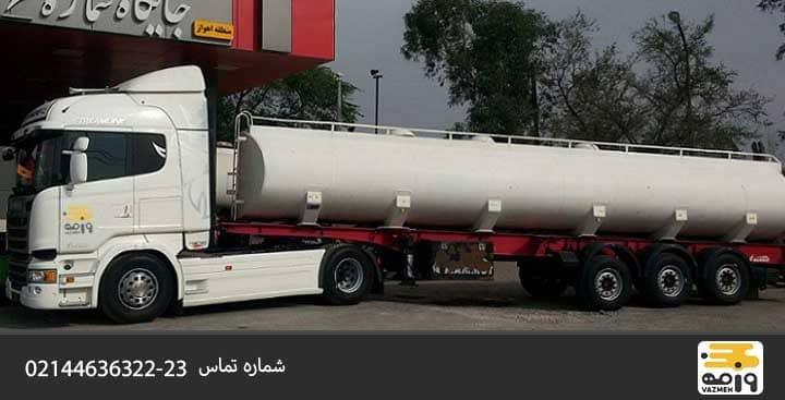 گران شدن سوخت موثر بر نرخ کرایه کامیون