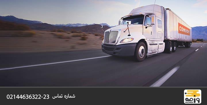 نکاتی برای رانندگان باربری تازه کار