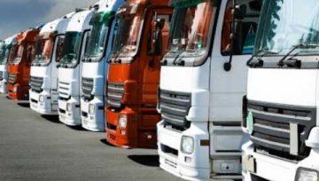 بررسی عوامل موثر در حمل و نقل جاده ای